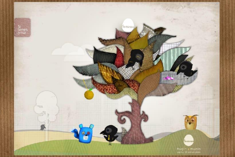 hugin&munin&web 2