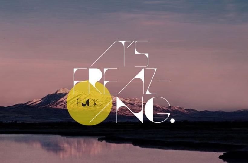 Polar | Tipografía 2
