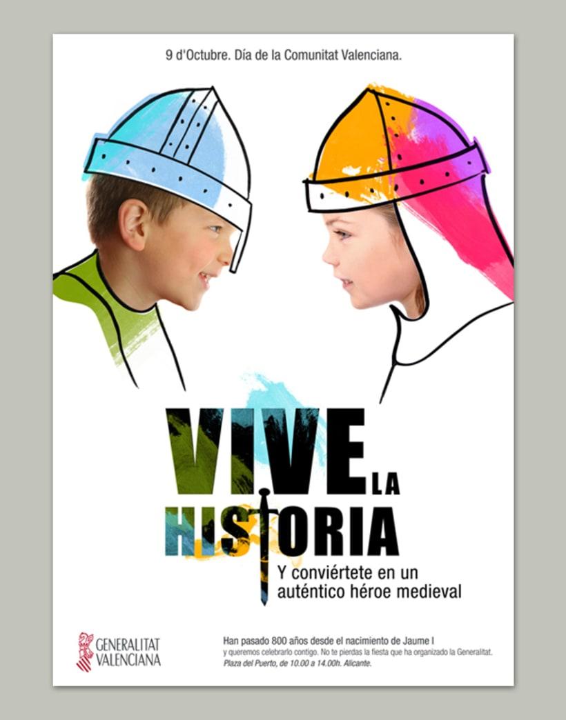 Vive la Historia 1