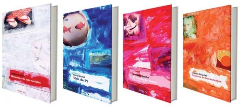 Colección libros 1