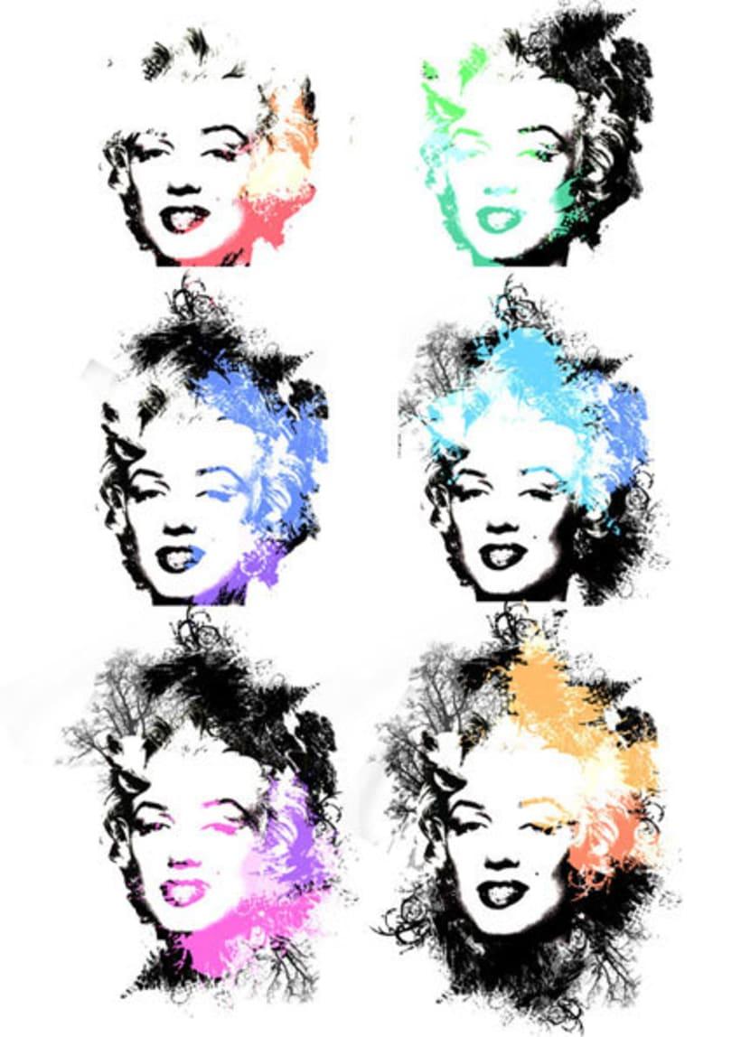 Marilyn Artworks 3