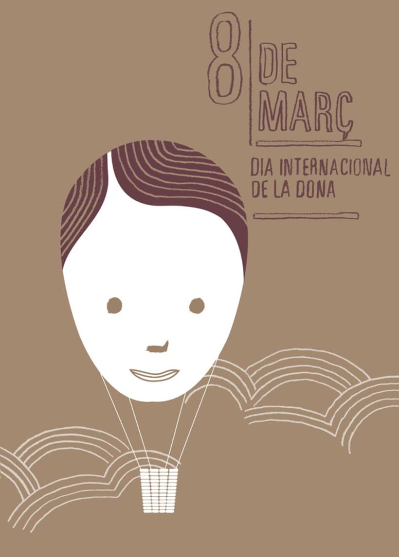 Cartel Dia de la Dona 1