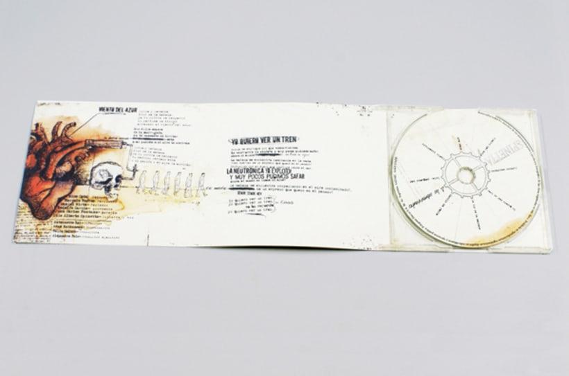 CD de Música 3