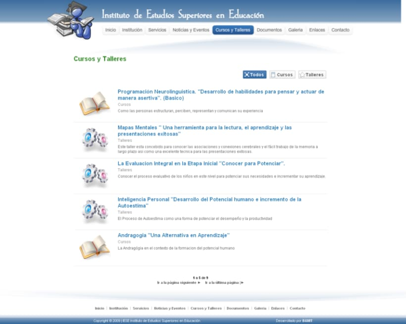 Web  -  IESE   3
