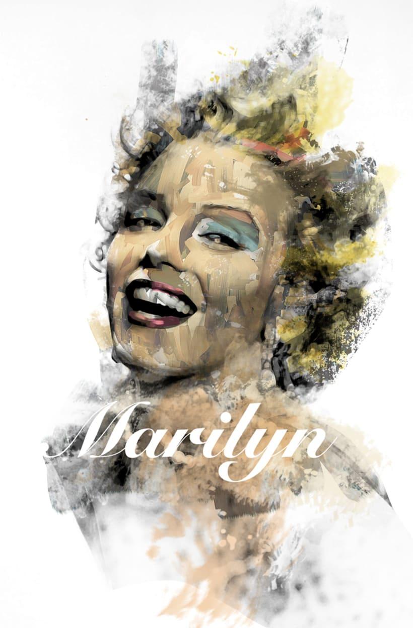 Marilyn Artworks 1