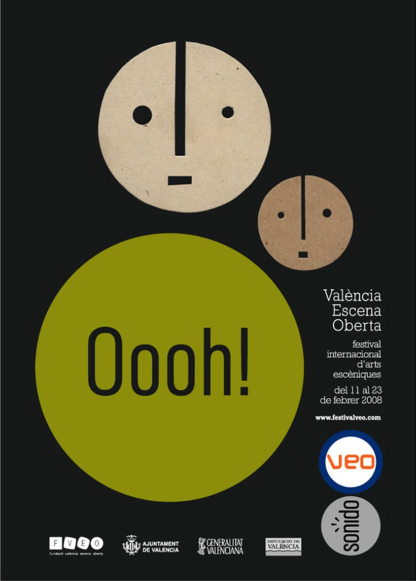 VEO. Valencia Escena Oberta 1