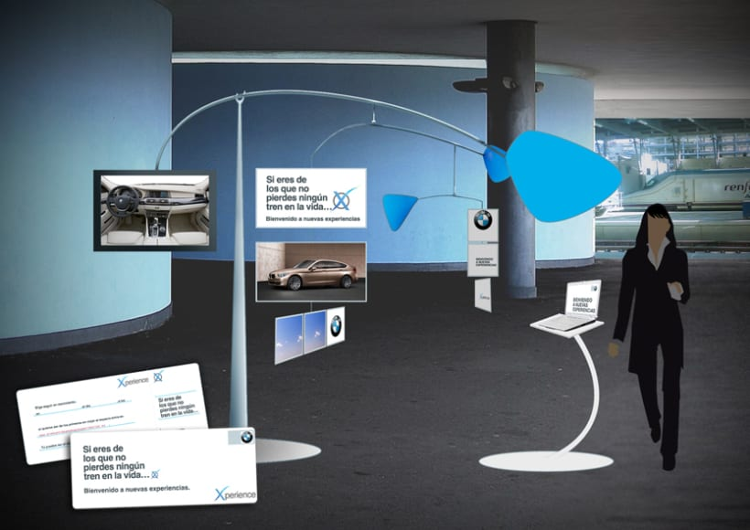 Presentación BMW X1/ X5 3