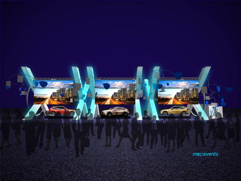 Presentación BMW X1/ X5 8