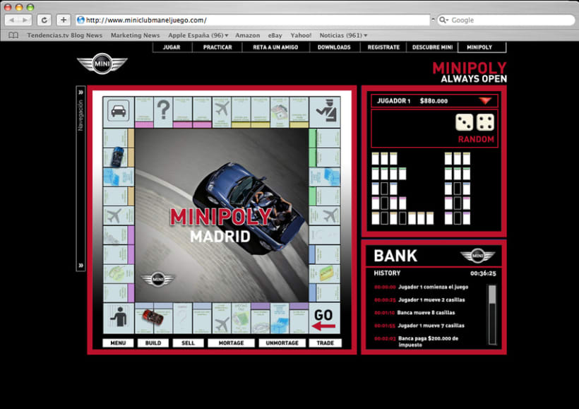 Micrositio Minipoly 2