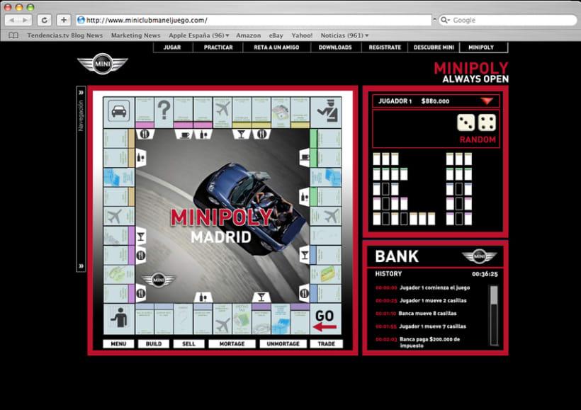 Micrositio Minipoly 3