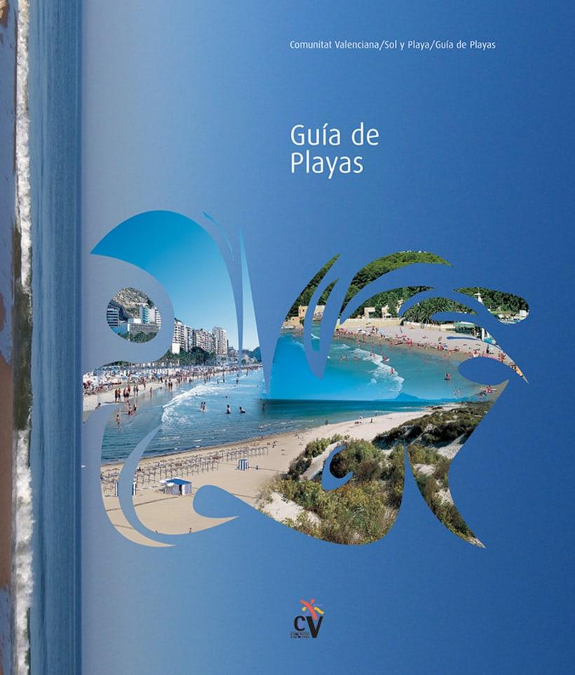 Colección catálogos para Turismo de la Generalitat Talenciana 4