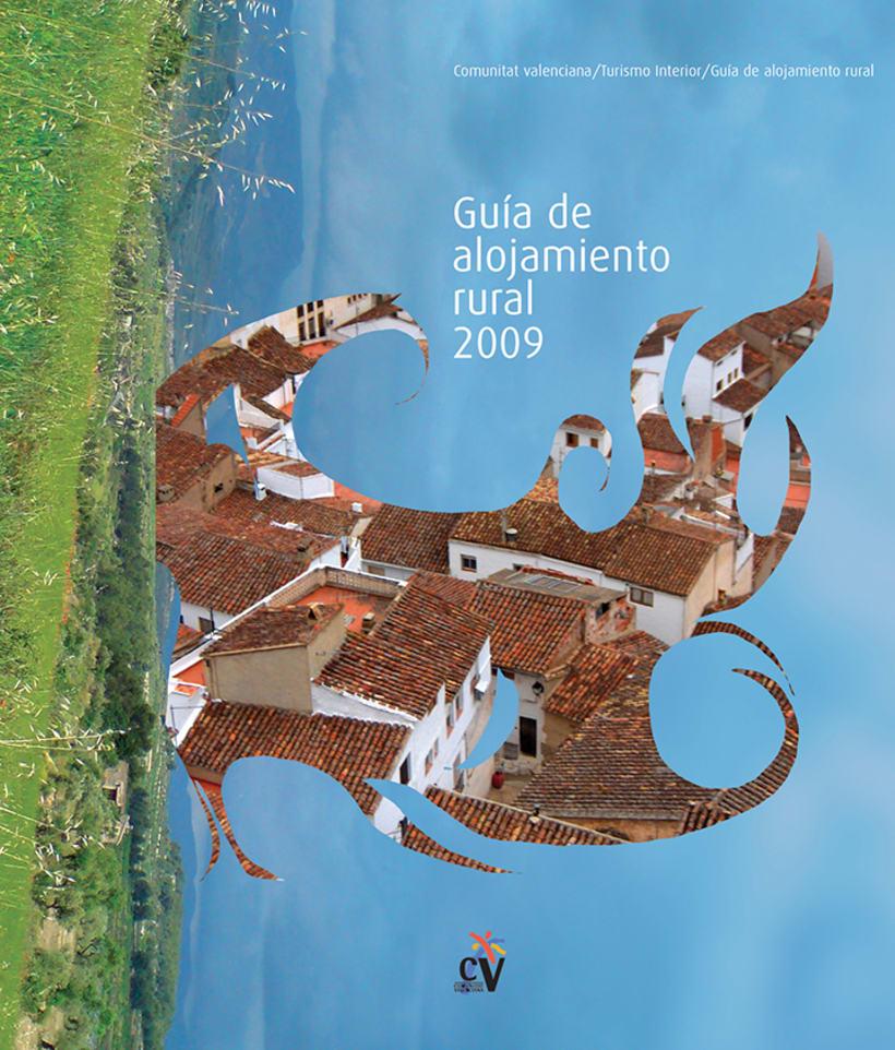 Colección catálogos para Turismo de la Generalitat Talenciana 5