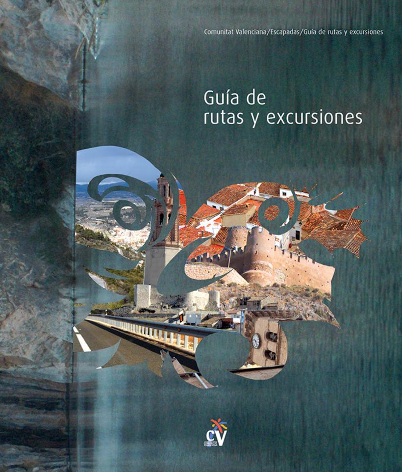 Colección catálogos para Turismo de la Generalitat Talenciana 6