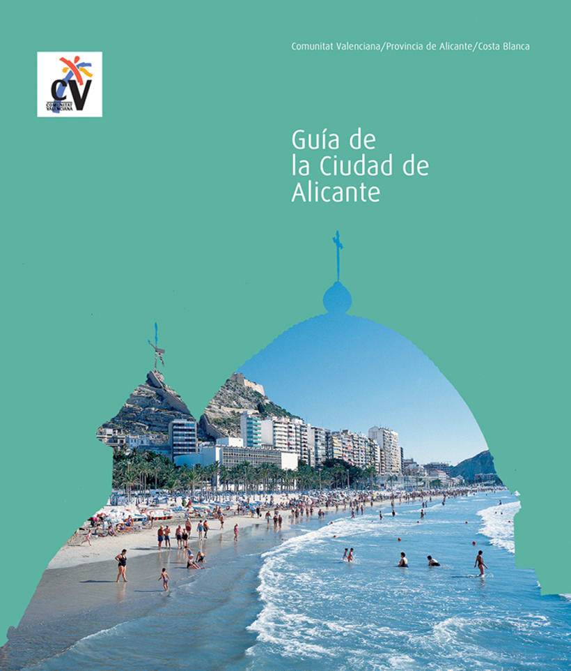 Colección catálogos para Turismo de la Generalitat Talenciana 9