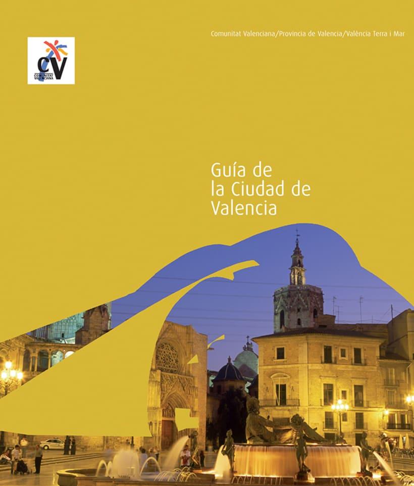 Colección catálogos para Turismo de la Generalitat Talenciana 10