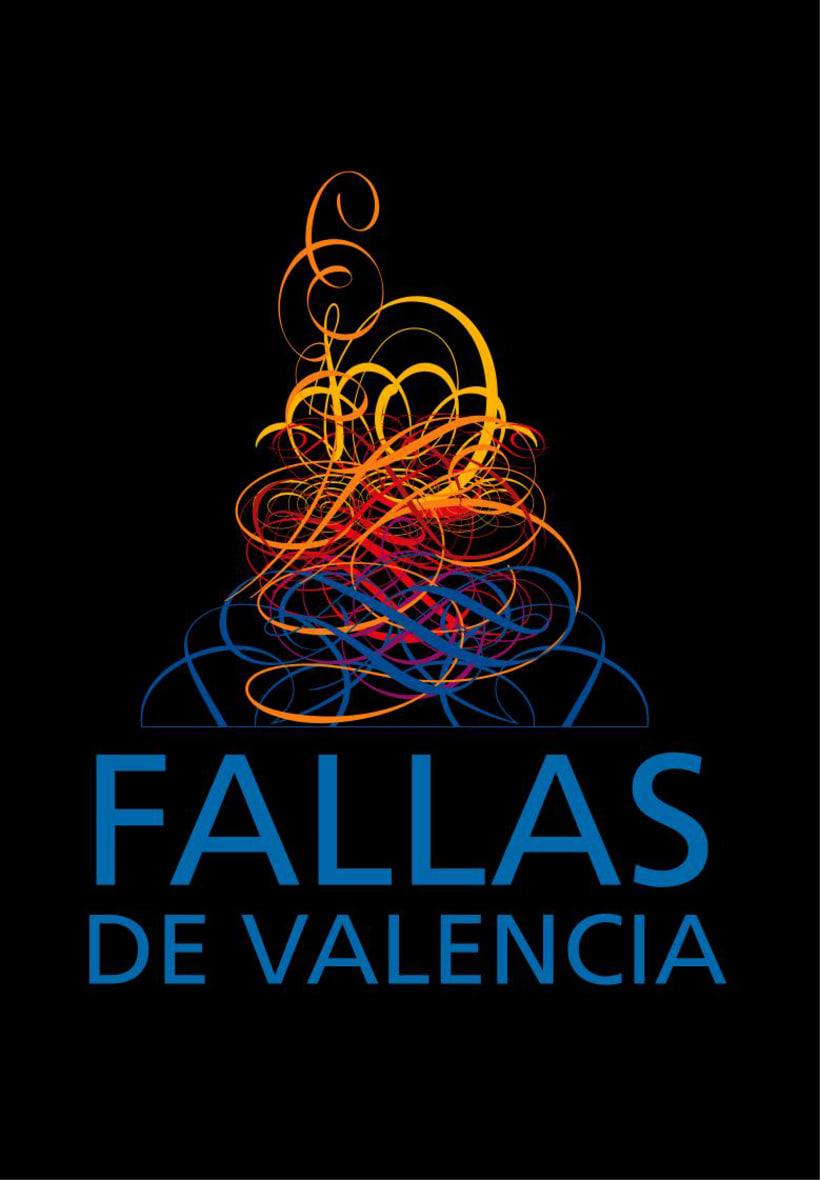 Marca Fallas de Valencia 2