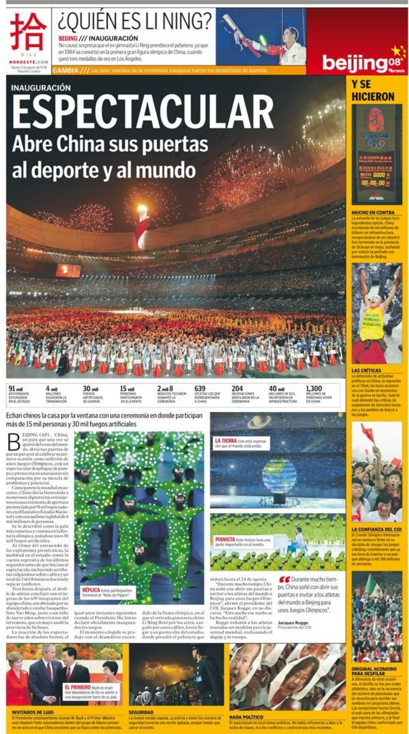 Olimpiadas Beijing 2008 23