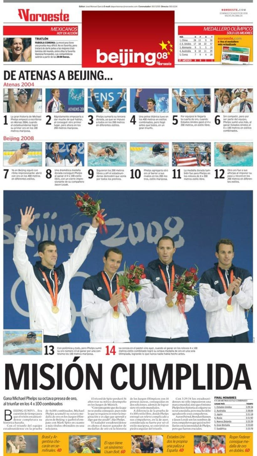 Olimpiadas Beijing 2008 20