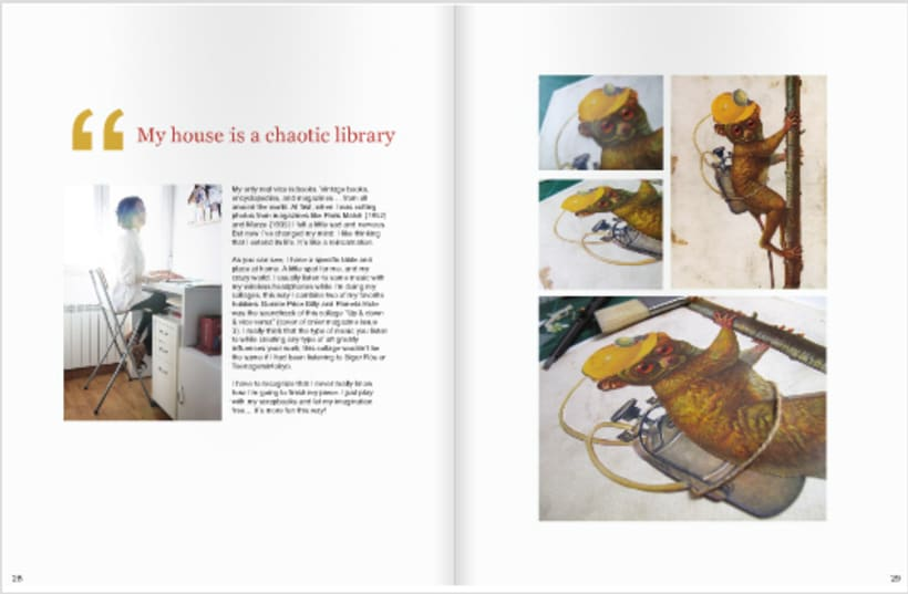 Créer magazine (Montreal, Canada) 6