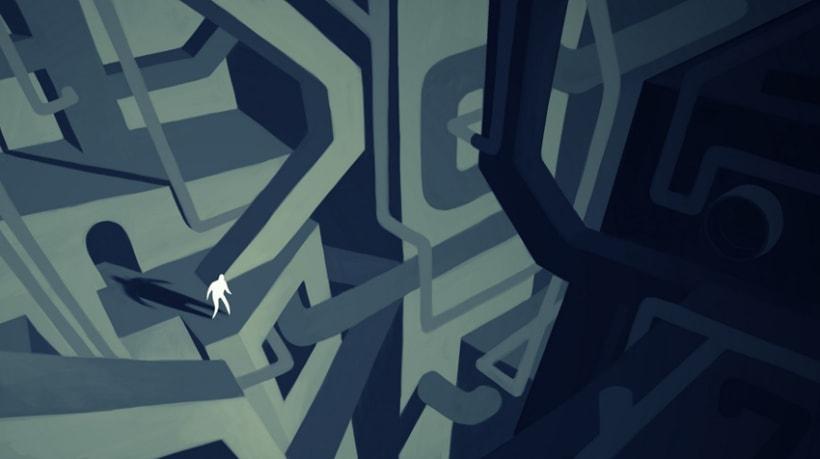 Ilustraciones Runaway 3 2