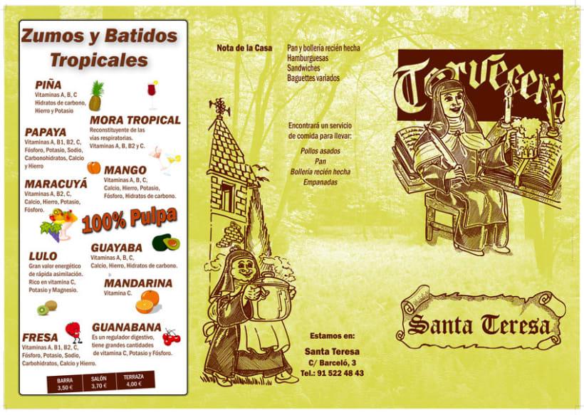Cervecería Santa Teresa 1