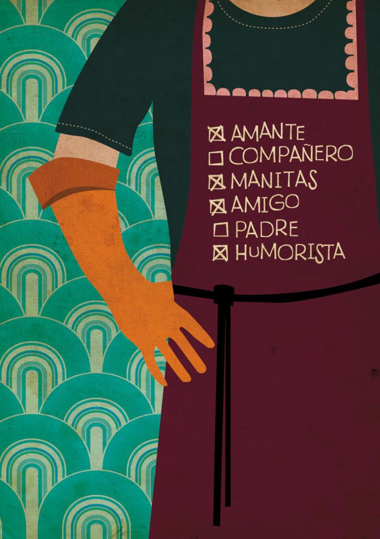 Ilustraciones para Love in Style Mag 3