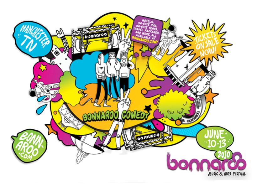 Grooveshark / Bonnaroo 3