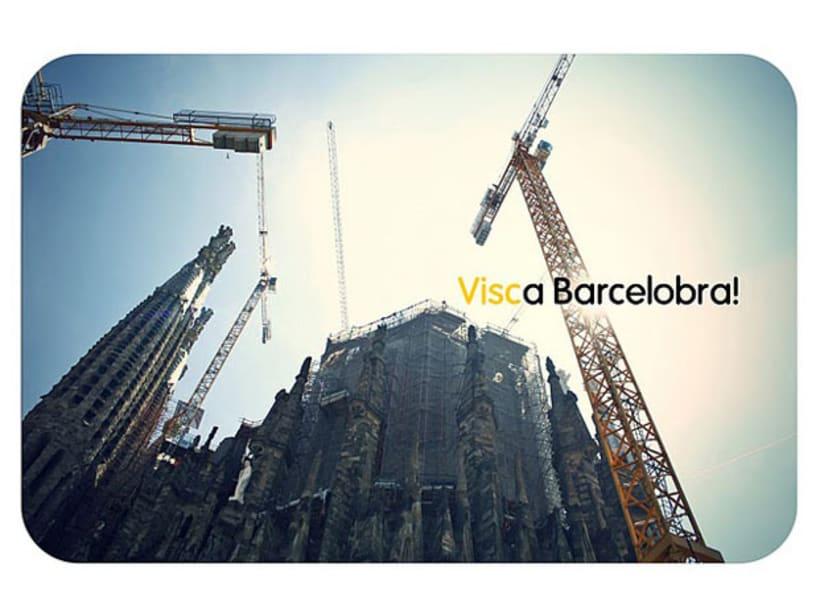 """VIDEO. """"VISCABARCELOBRA"""" 3"""