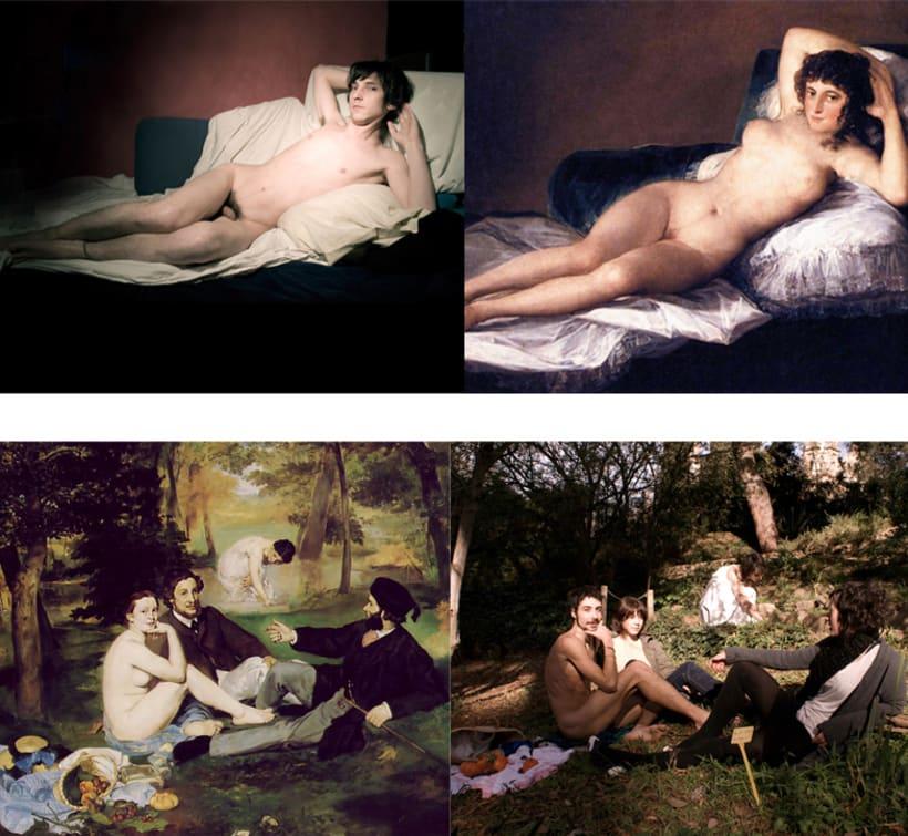 serie fotográfica. Desnudos 2