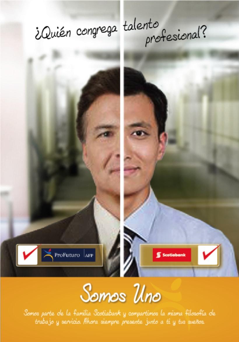 Campaña Interna Banco ScotiaBank 2