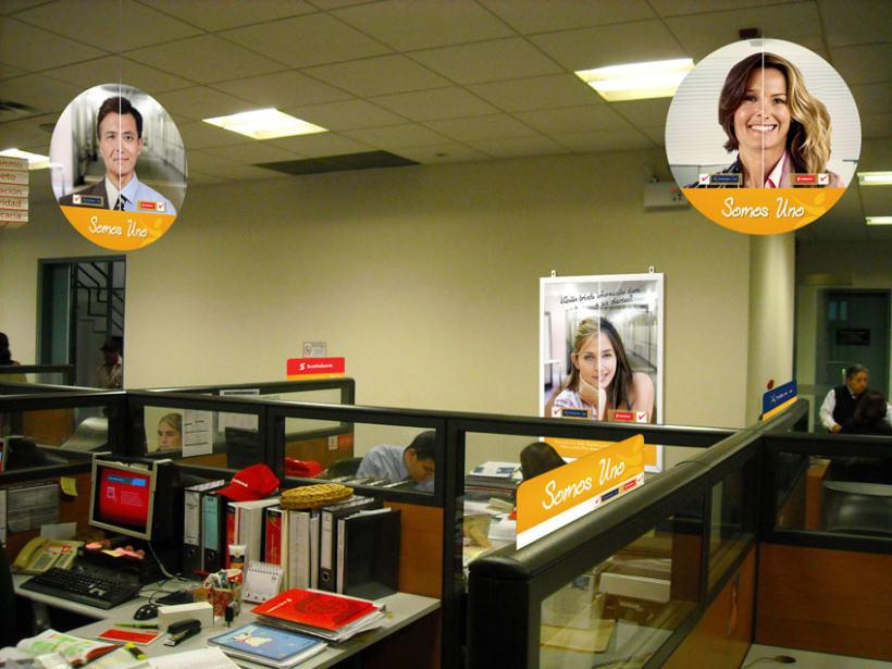 Campaña Interna Banco ScotiaBank 7