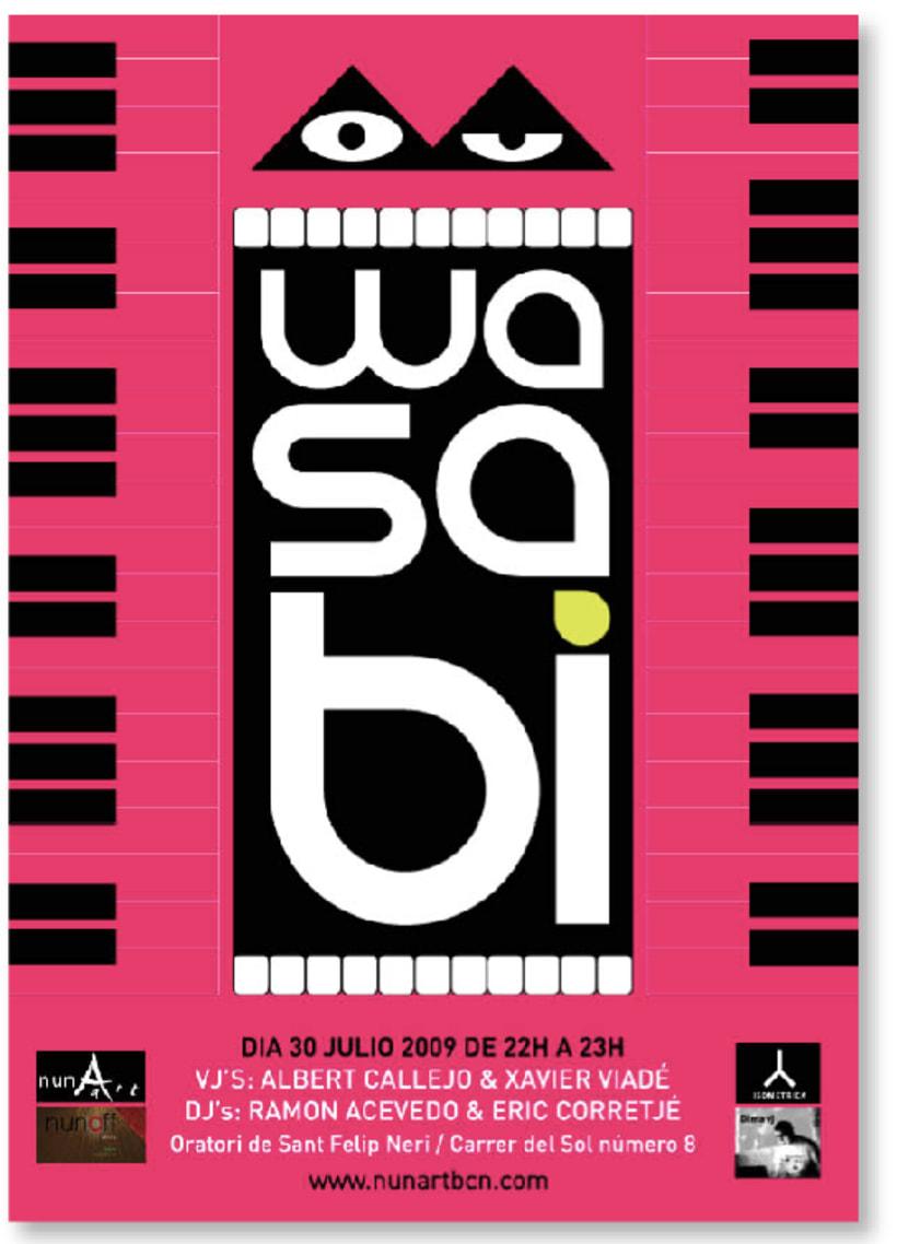 Cartel Wasabi 1