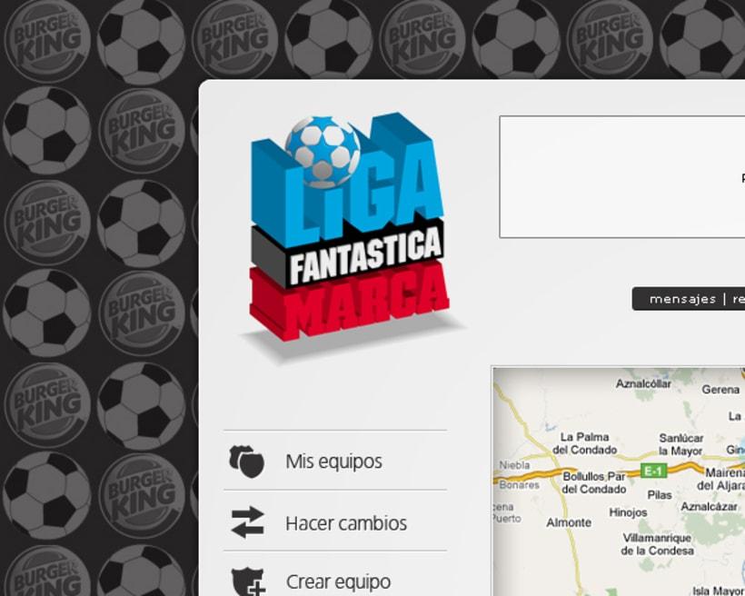 Liga Fantástica Marca 2