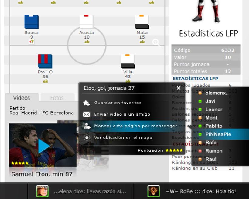 Liga Fantástica Marca 4