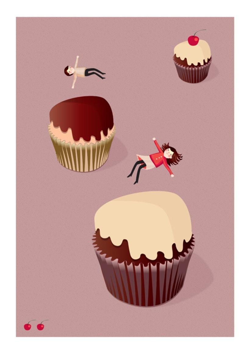 Cupcake world 2