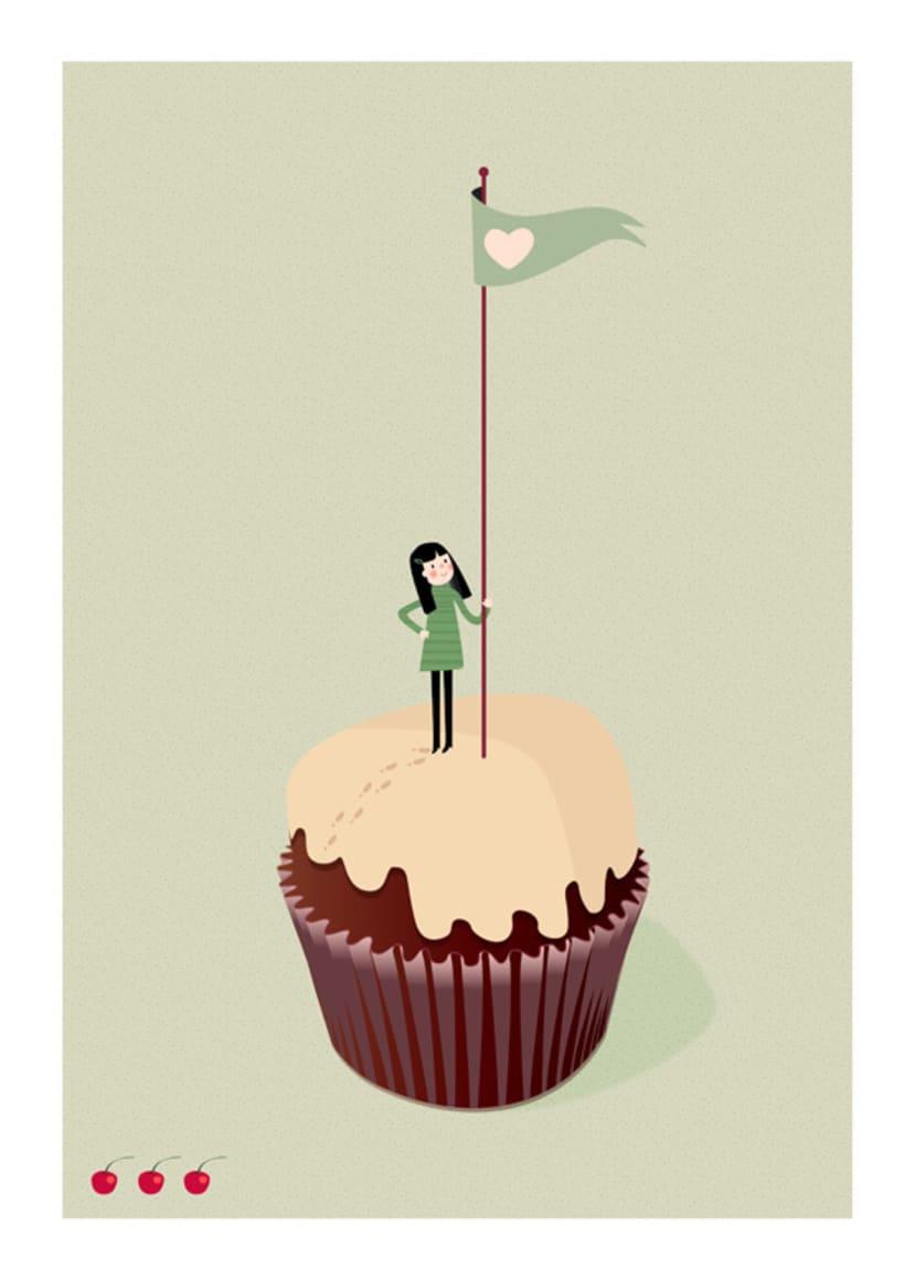 Cupcake world 3