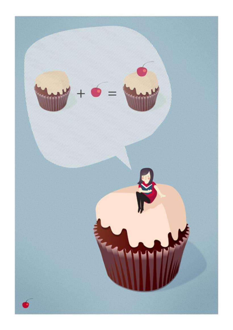 Cupcake world 1