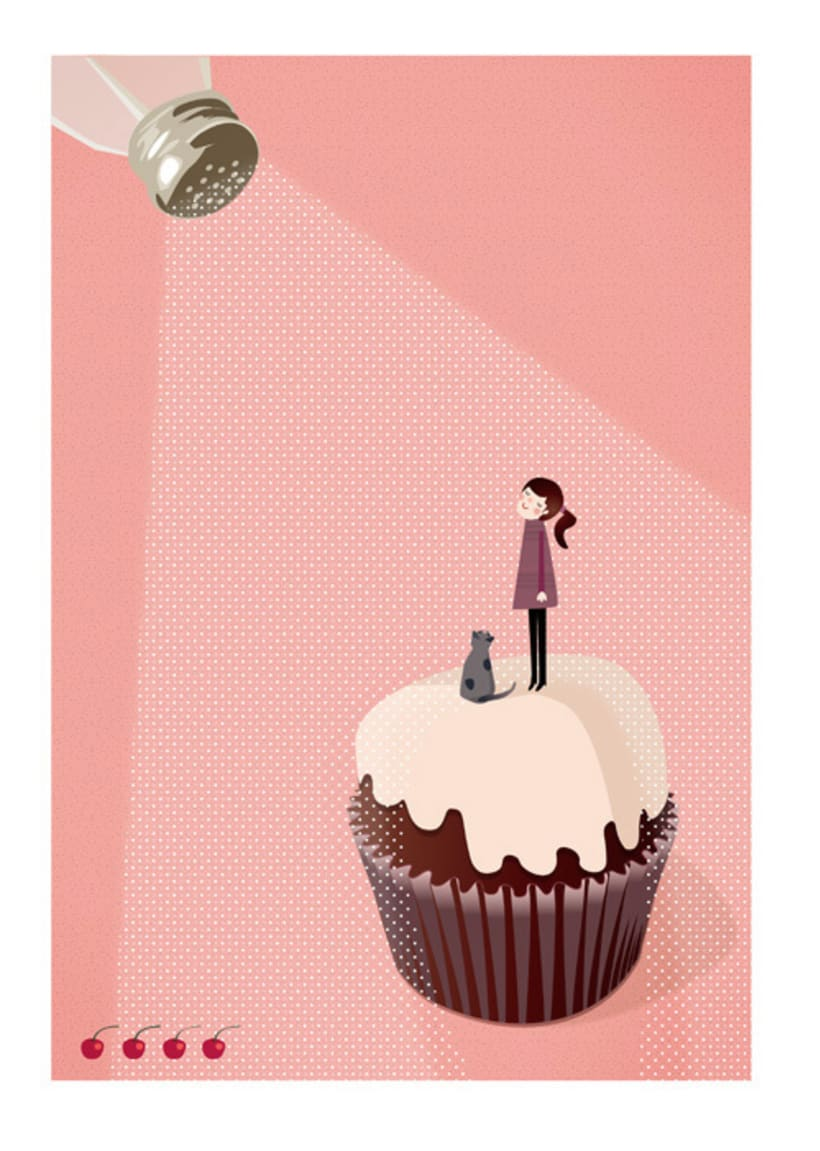 Cupcake world 4