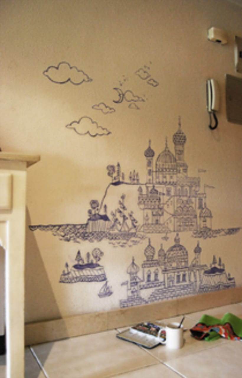 Mural Pared 1