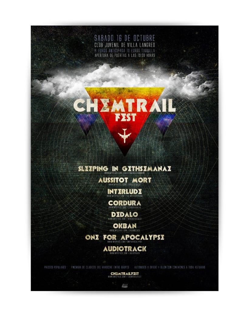 Cartel Chemtrail Fest 1