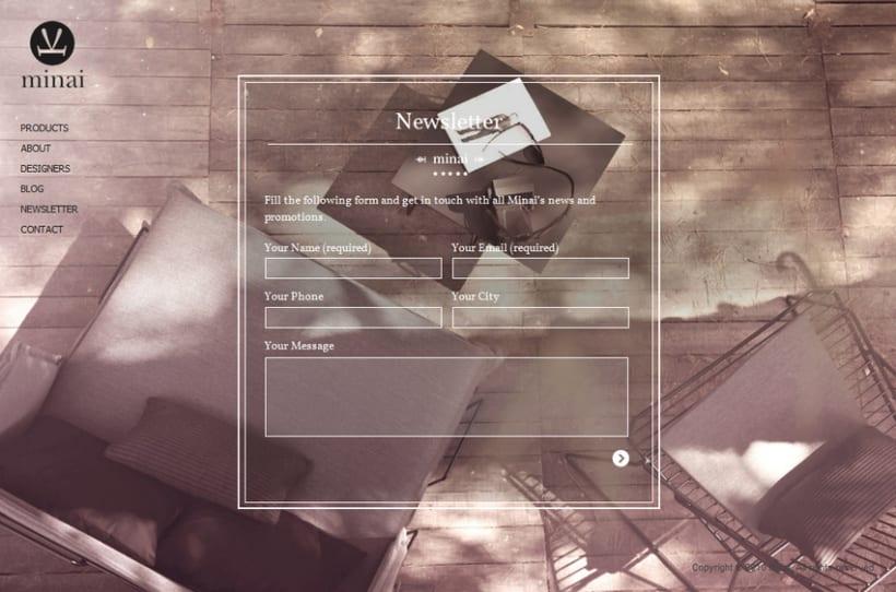 Minai Web 13