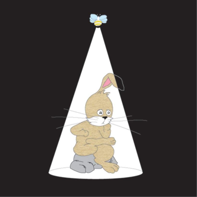El conejo despistado, una historia que trae cola 6