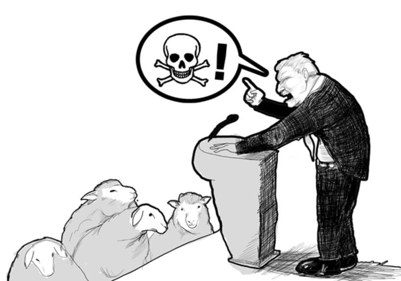 ilustración en prensa 40