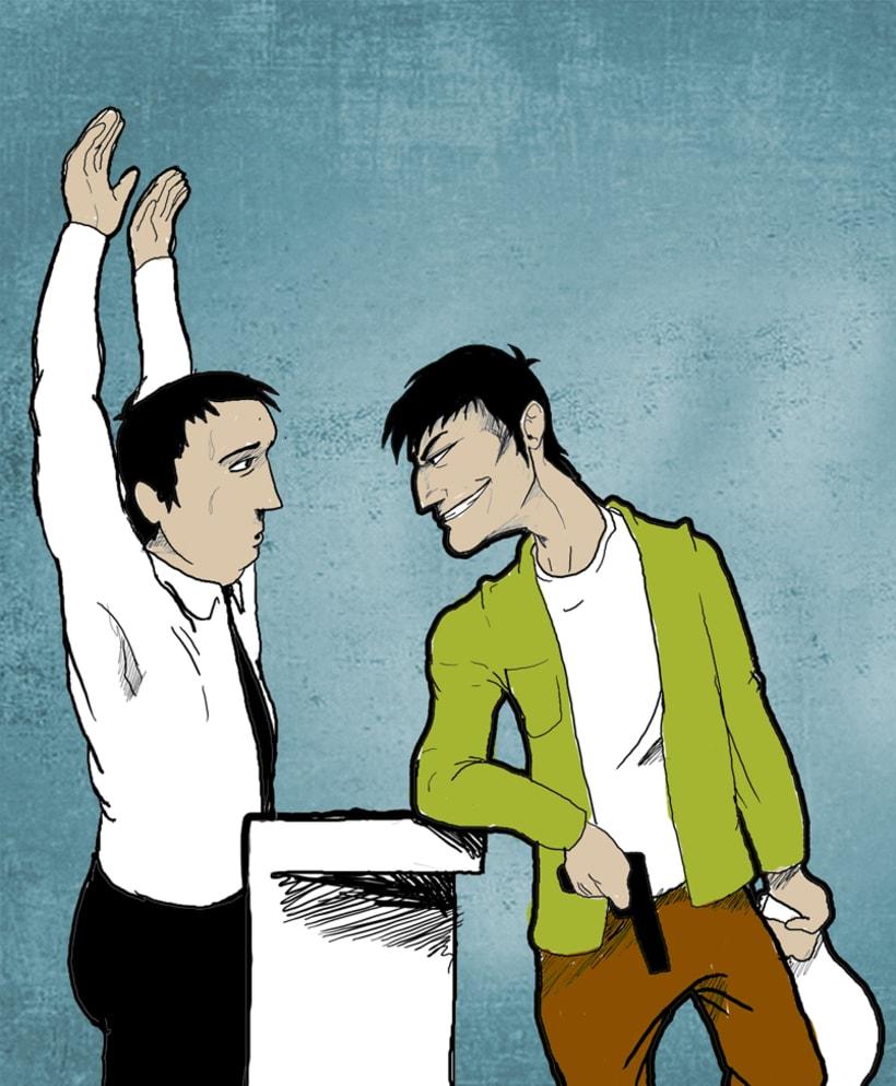 ilustración en prensa 36