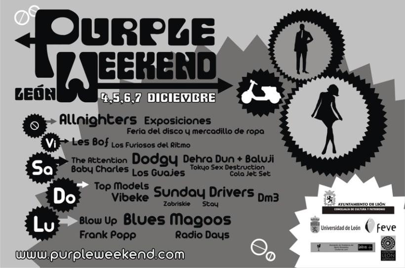 Purple Weekend 09 9