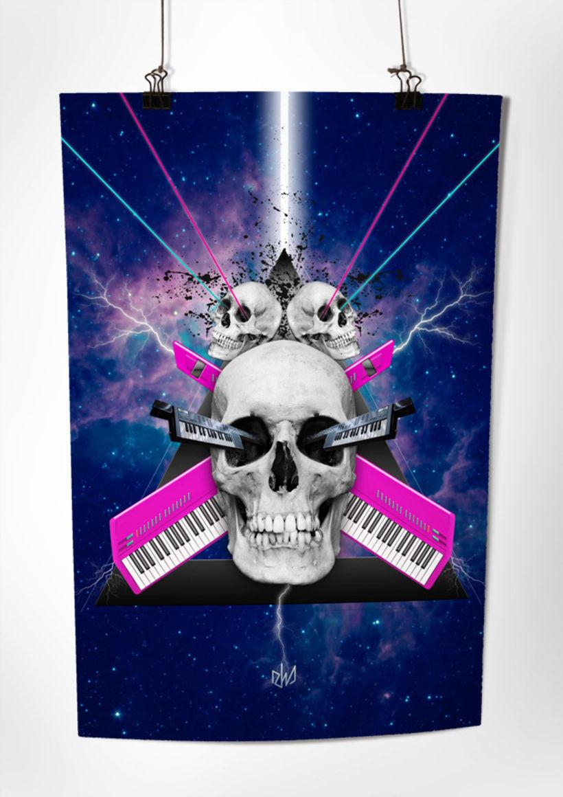 Skulls & Keytars 2