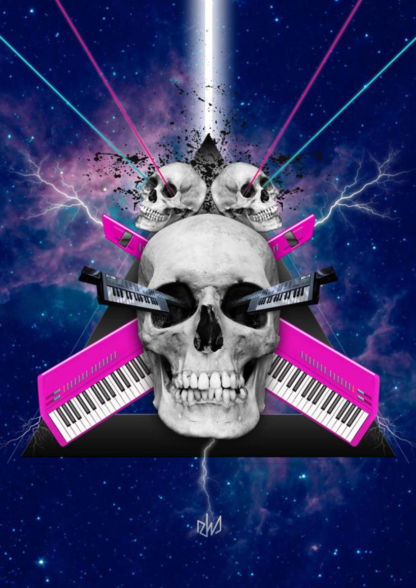 Skulls & Keytars 1