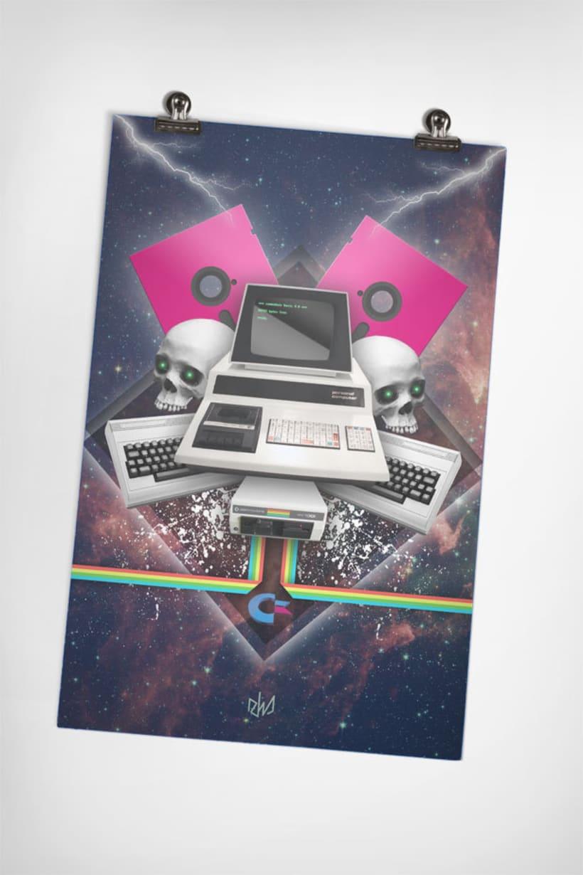 Commodore & Skulls 2