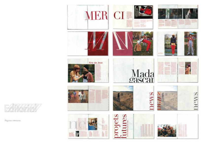 Merci Qui, magazine 2