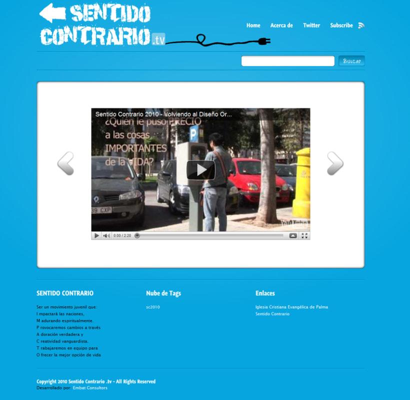Sentido Contrario TV 1